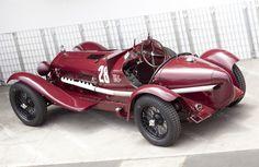 Aestheticallypleasingthings - asaucerfulofwheels: 1932 Alfa Romeo 8C 2300...