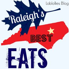 If you're thinking of visiting Raleigh here's my list of what I believe to be Raleigh's best restaurants. #RaleighNC #NCStyleHomes.com