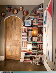 Cheap DIY Wall Shelves | Modern Bookshelves And Creative Shelf Designs From  All Over The World. | Barbarau0027s OldZkool 2nd Hand Sore Things To Do |  Pinterest ...