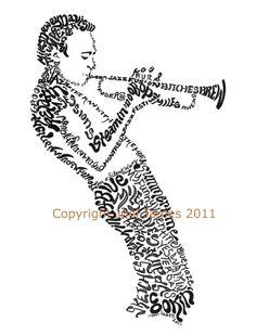 Jazz Trumpeter Miles Davis