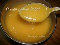O meu mundo Robot: Bimby - Doce de ovos