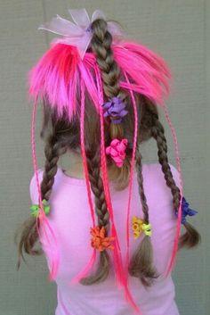 crazy hair day ideas for girls | A1 Mom | knoxnews.com