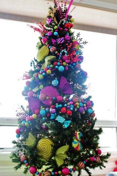 Pink,Whimsical,Colorful,Christmas                                                                                                                                                                                 More
