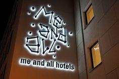 """Me and all Hotel Düsseldorf - """"Fee ist mein Name"""""""