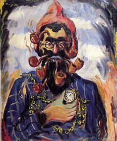 René Magritte - The Sparks, 1948