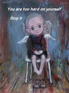 STOP IT Magnet by Nino Chakvetadze and Zen to Zany by ZENTOZANY