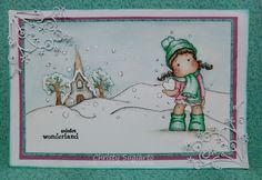 Christy Designs: Winter Wonderland
