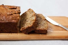 Espresso Banana Bread recipe on Food52.com I can use this flavor idea to make this bread Gluten Free