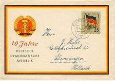 Allstedt nach Scheveningen DDR 10 Jahre