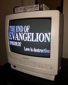Neon Genesis Evangelion, The End Of Evangelion, Evangelion Tattoo, Evangelion Kaworu, Rei Ayanami, Anime Couples Manga, Cute Anime Couples, Anime Girls, Retro Aesthetic