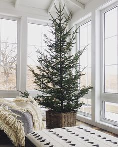 Nordic Christmas. SImple and clean Christmas decor