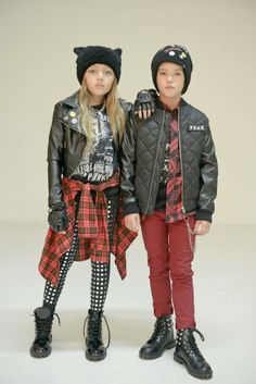 Ona Saez Kids otoño-invierno 2014