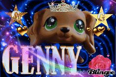 LPS Popular Genny Blingee - littlest-pet-shop Photo Lps Popular, Popular Memes, Most Favorite, My Favorite Things, Lps Pets, Lps Littlest Pet Shop, I Got This, My Love, Little Pet Shop