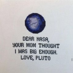 Pluto gettin all sassy - more at http://www.thelolempire.com