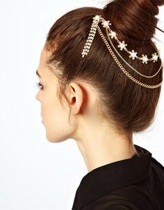 Pearl Hair Combs