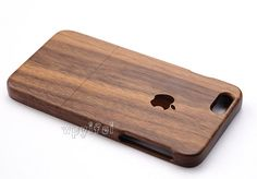 wooden iphone 6  case, iphone 6 wood case ,wood iphone 6 plus case,   iphone 6 plus case,gift by WPYIFEI on Etsy