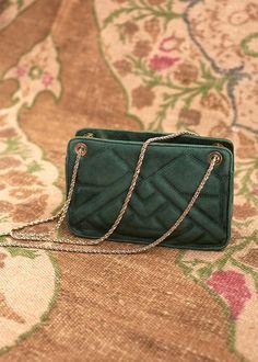 Belli bag SEZANE vert