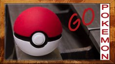 PokeBall make by Youtube professional wood carver.