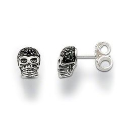 Thomas Sabo Earrings Rebel At Heart D   C W Sellors Fine Jewellery and Luxury Watches