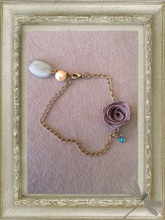 #bracelet #handmade #romantic Colección Camille