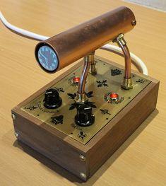 The Oscilloscope Clock