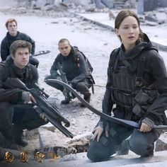"""27.6k Likes, 132 Comments - The Hunger Games (@thehungergames) on Instagram: """"Stronger together. #TheHungerGames"""""""