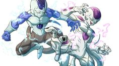 Frieza vs Frost