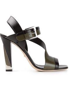 Sergio Rossi 'zed' Sandals - Stefania Mode - Farfetch.com