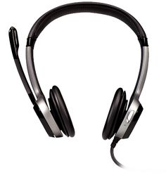 A must for webinars and Hangouts. USB Headset