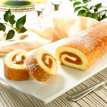 In Latin bakeries from Puerto Rico and Argentina to Mexico and the Dominican Republic, you'll find rolled cakes sweetly filled with cream, caramel, chocolate, or fruit jams. Originating in Spain, this roulade cake called Brazo Gitano (which means gypsy's arm), is a classic Christmas dessert that tastes sweet and moist and looks impressively elegant on the table. You'll be happy to see how deliciously easy it is to put together, when you use a few GOYA® Pantry staples.