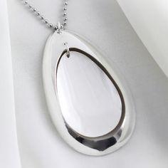 LOTTA kaulakoru | Weecos Pendant Necklace, Silver, Jewelry, Design, Jewlery, Money, Bijoux, Schmuck, Jewerly