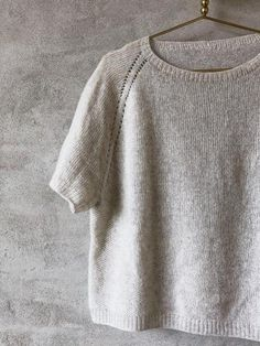 Jumper Knitting Pattern, Pants Pattern, Pattern Sewing, Summer Knitting, Summer Tshirts, Knit Shirt, Knit Patterns, Dress Patterns, Clothes Patterns