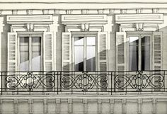 Paris Balcony, Tubi Du