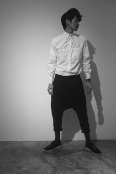 """WANDERWONDER interpretation of the classic black and white."""