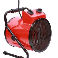 Hogar de alta potencia termostato calentadores de aire Caliente industrial ventilador calentador de Ventilador calentador de aire de Vapor Eléctrico calentador de la habitación
