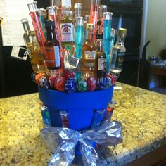 bday basket!