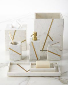 Mont+Blanc+Vanity+Accessories+by+Kassatex+at+Horchow.