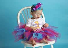 READY2SHIP Razzle Dazzle 1st Birthday by peekabootutuboutique,