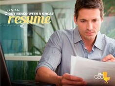Create a resume that really gets read by CPA Australia via slideshare