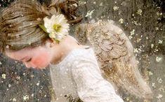 Angel Child Art by Miharu Yokota Angel Kisses, I Believe In Angels, Angel Pictures, Angels Among Us, Fantasy Paintings, Wow Art, Guardian Angels, Angel Art, Japanese Artists