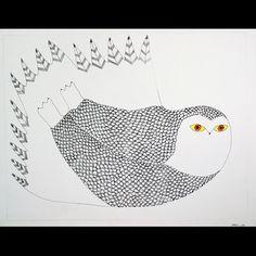 Inuit Art Sculpture Inuit Prints Inukshuks Eskimo Art at ABoriginArt Galleries an online retail gallery of fine Canadian Inuit Art - Eskimo Art vintage and contemporary sculpture and prints. 400 Inuit and Eskimo Artists. Arte Inuit, Inuit Art, Graphic Illustration, Graphic Art, Animal Illustrations, Grandeur Nature, Tlingit, Owl Art, Native American Art
