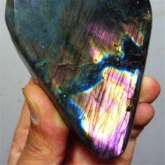 490g-Natural-Labradorite-Crystal-Rough-Polished-From-Madagascar-6584