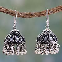Silver Bells from @NOVICA, They help #artisans succeed worldwide.
