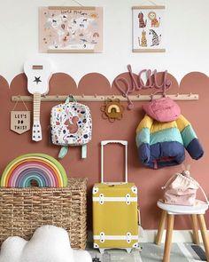 Ikea Kids Bedroom, Baby Bedroom, Girls Bedroom, Scandinavian Kids Rooms, Kids Room Design, Little Girl Rooms, Bedroom Styles, Kid Spaces, Baby Decor