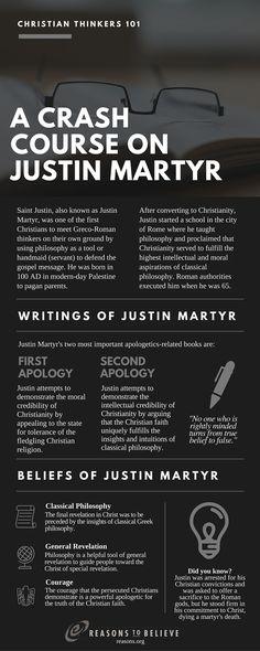 CRASH COURSE- JUSTIN MARTYR