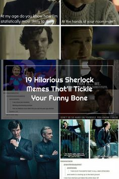 fanfiction memes are pure pleasure. With Sherlock, even the general sherlock fandom gives us some great memes. If you love fanfiction and fanfiction memes check out our favourite sherlock memes in this roundup post! #sherlock #sherlockmemes #memes #fanfiction #fanfictionmemes