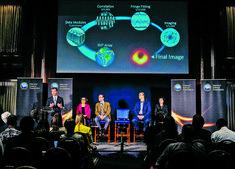 Δημ. Ψάλτης στην «K»: Μαύρη τρύπα, η φωτογραφία «φανέρωσε» νέο μυστήριο | Επιστήμη | Η ΚΑΘΗΜΕΡΙΝΗ Technology, Space, Concert, Tech, Floor Space, Tecnologia, Concerts, Spaces
