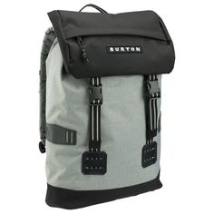 Batoh Burton Tinder grey heather 25l | Boardmania.cz