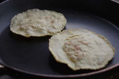 Gluten-free Millet flour Recipes: Bajra Roti or Millet flatbread Tortilla | Book of Yum