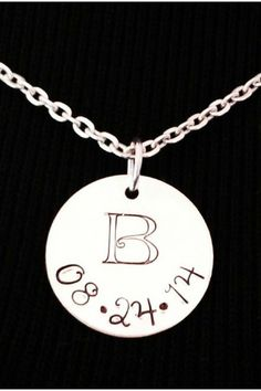 wedding gift idea with monogram and wedding date